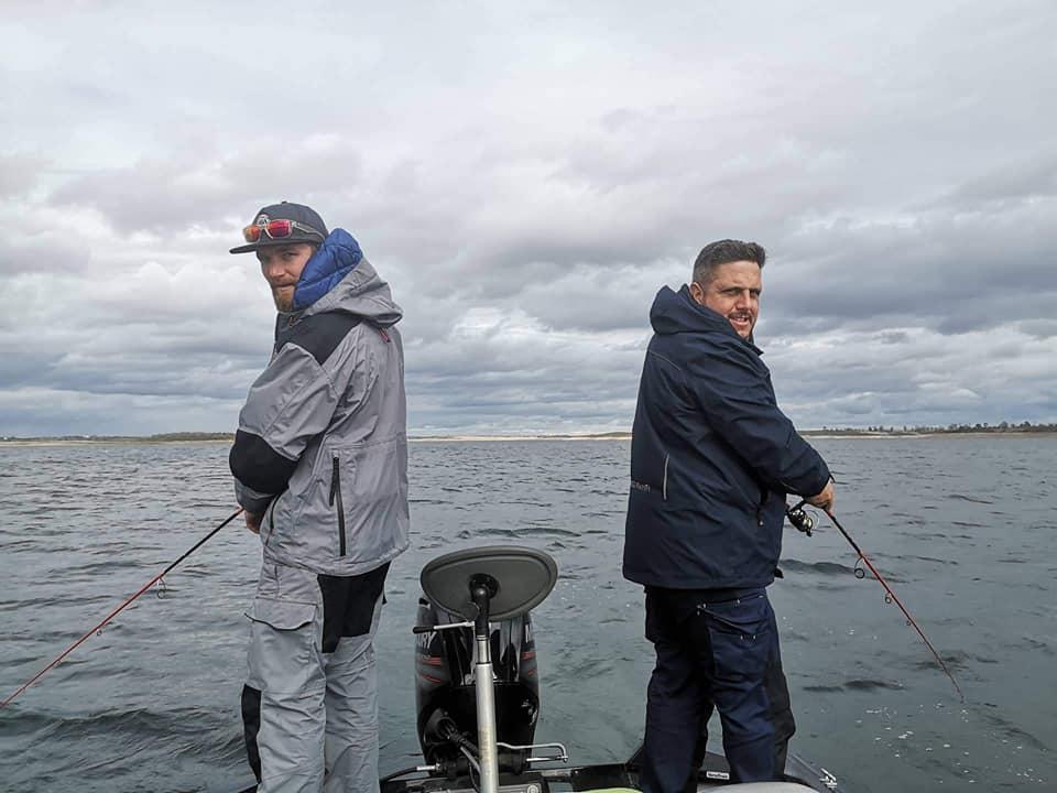 sandre lac alqueva